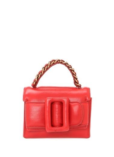 Boyy Bag Messenger / Askılı Çanta Kırmızı